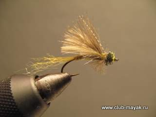 CDC Biot Caddis Emerger