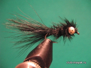 One Feather Marabou Leech
